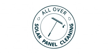 All Over Solar Panel Cleaning logo